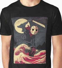 Crystal Lake Demon Graphic T-Shirt