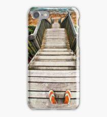 Phoney Steps iPhone Case/Skin