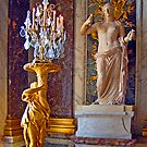 The Treasures Of Versailles by Al Bourassa