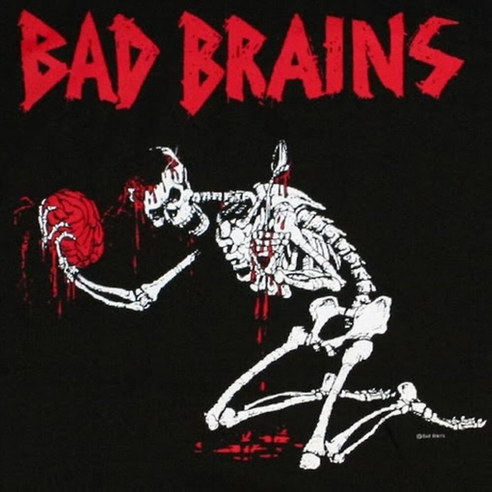 Bad Brains Skeleton Top by mardybut