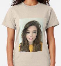Belle Delphine Mugshot Large Classic T-Shirt