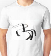 Calligraphic Design  T-Shirt