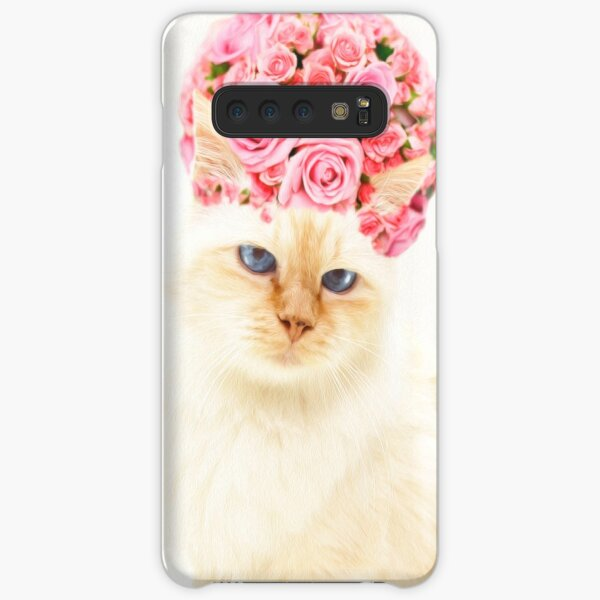 Nelly with the flowerhat - The Chouchoukes Samsung Galaxy Snap Case