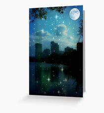 Milwaukee Lagoon ©  Greeting Card