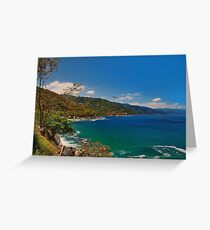 Seashores of Old Mexico Greeting Card