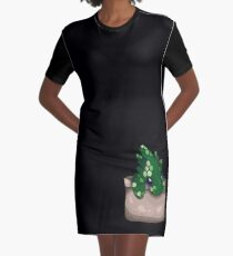 Fl4k Class mod Graphic T-Shirt Dress
