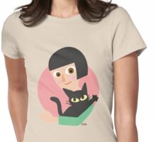 Warm Womens Fitted T-Shirt
