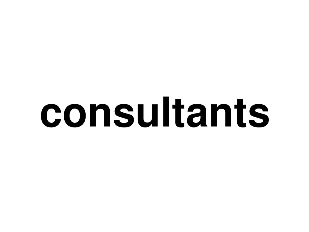 consultants by ninov94