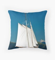 """Windjammer"" Throw Pillow"