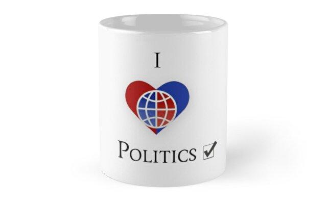 I LOVE Politics by TwimArts