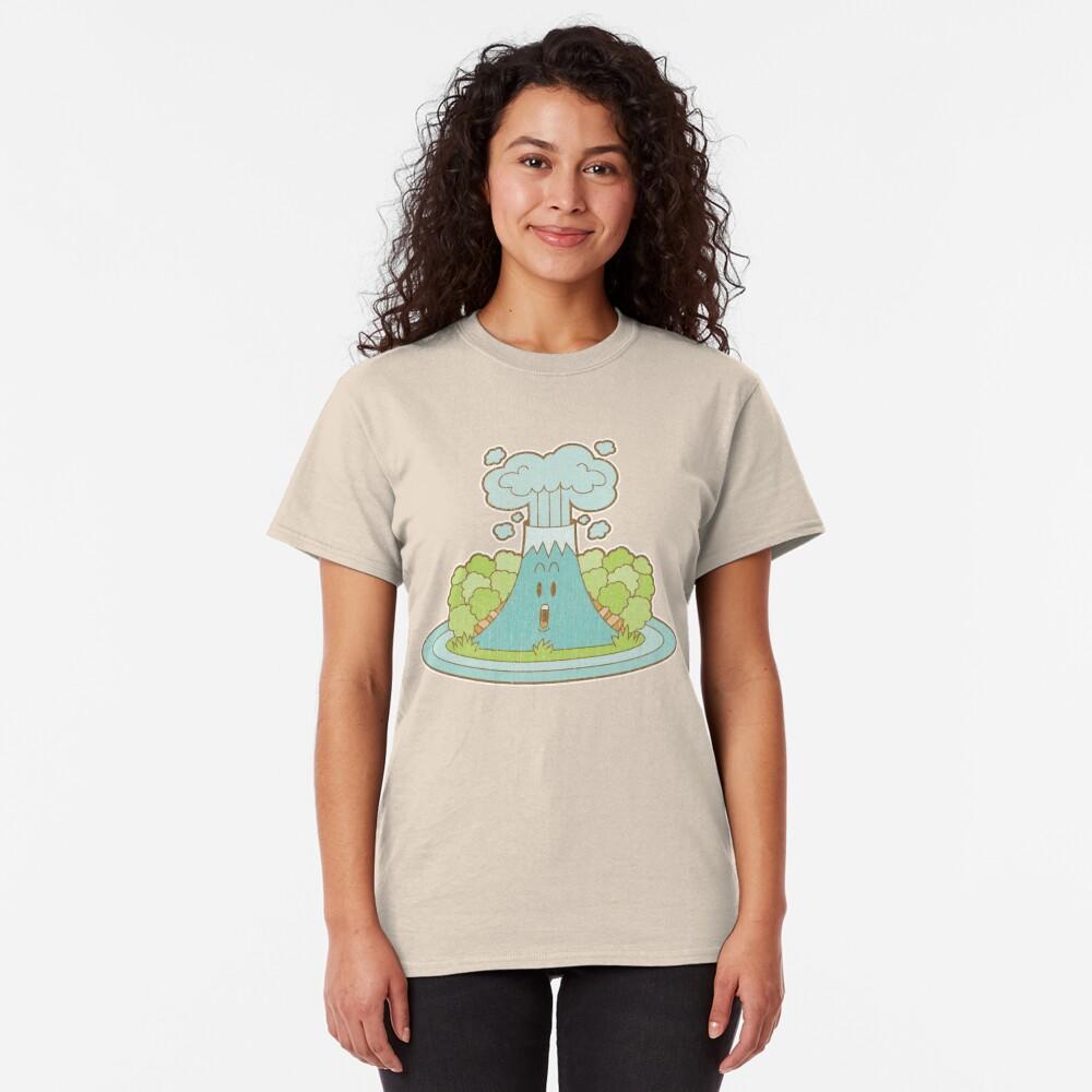 Little Volcano Classic T-Shirt