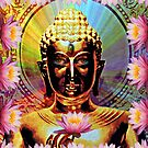 The Golden Buddha by RainbowSerpent