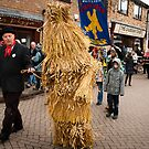 March of the Straw Bear. by Ruth Jones