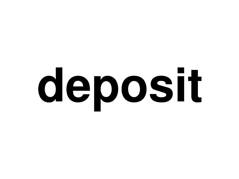 deposit by ninov94