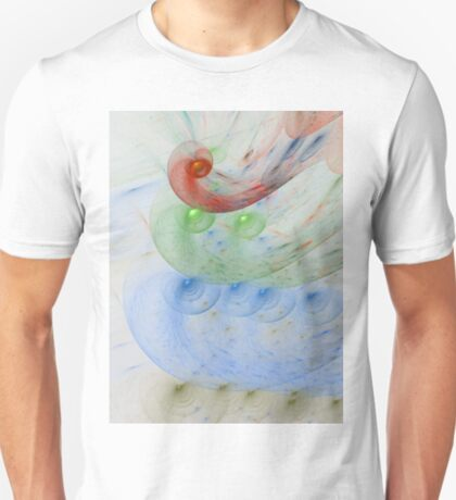 COLORFUL ABSTRACT # 4 T-Shirt