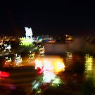 colours of the perth cbd by vampvamp