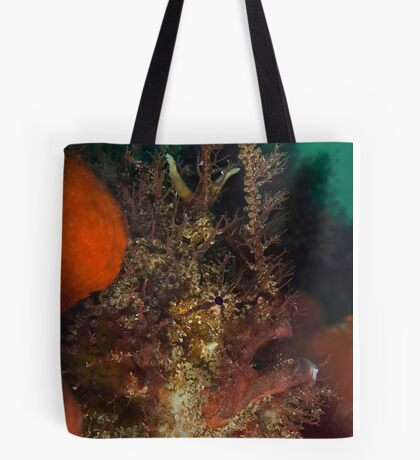 Tasseled Anglerfish Tote Bag