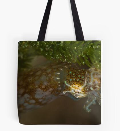 Southern Pygmy Squid Tote Bag