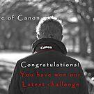 Banner Contest - A love of Canon by Graydon Jones