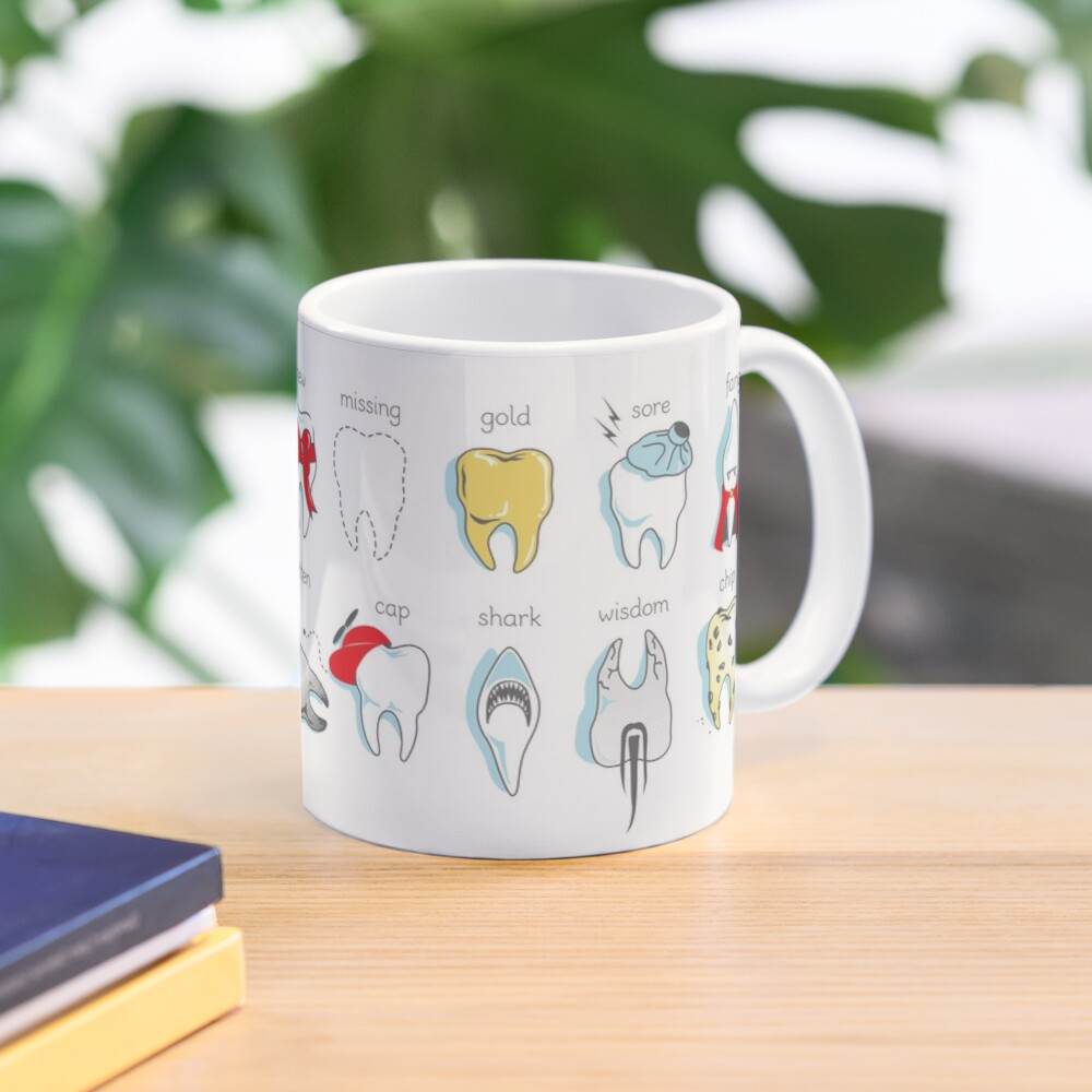 Dental Definitions Mug