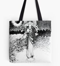 """""""Wrapped in the Light"""" Tote Bag"""