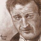 John Wayne by Michael Todd