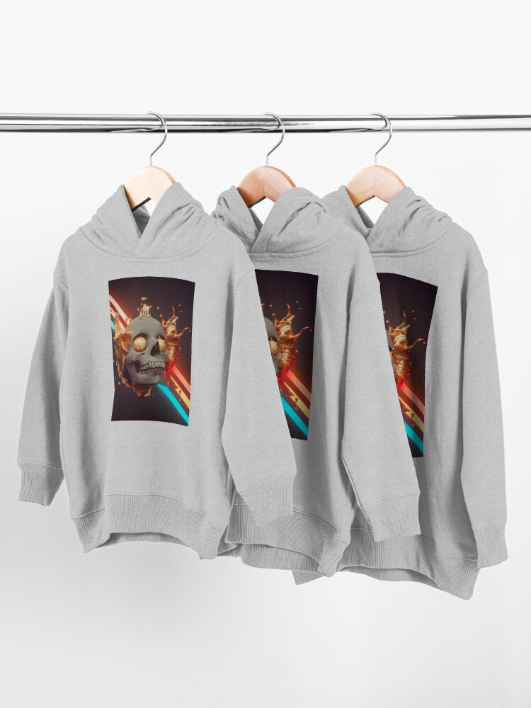 Alternate view of Revive Toddler Pullover Hoodie