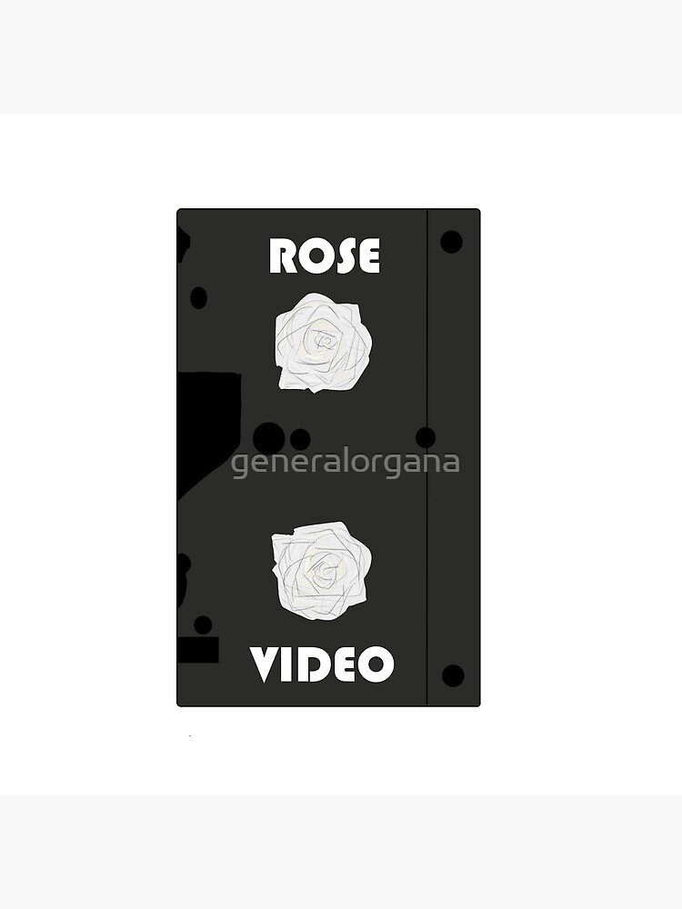 Rose Video (logo) by generalorgana