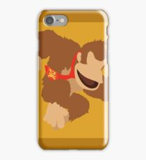Donkey Kong - Super Smash Bros. iPhone Case/Skin