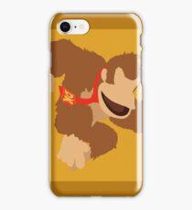 Donkey Kong - Super Smash Bros. iPhone Case/Skin