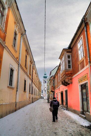 Narrow streets by zumi