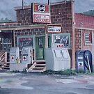 Westport Store by Sally Sargent
