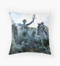 Allegory Throw Pillow