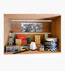 Antiques On The Ranch Photographic Print