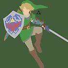 Link - Super Smash Bros. by samaran