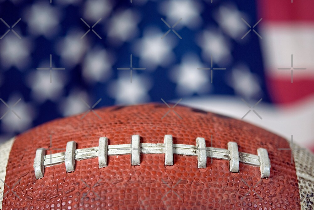 Super Bowl Ball by Maria Dryfhout