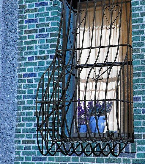 Urban Window by Mistyarts