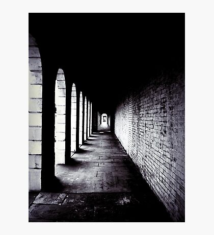 The Long Walk Photographic Print