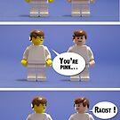 Lego skin  by Shobrick
