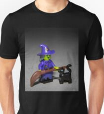Wacky Witch Unisex T-Shirt