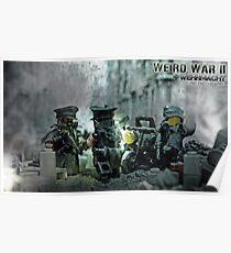 Lego Weird War rdv Poster
