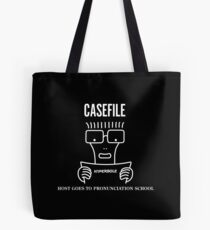 Casefile True Crime – Descendents Tribute (Light) Tote Bag