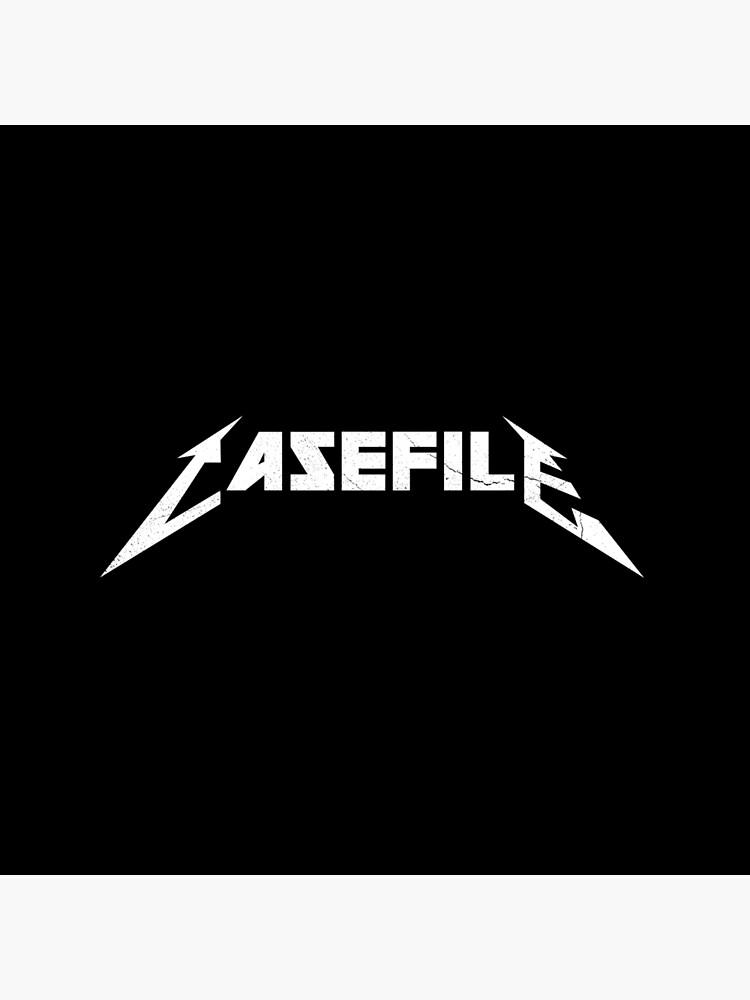 Casefile True Crime – Casefile Metallica Tribute (Light) by casefile2016
