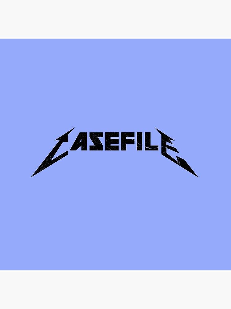 Casefile True Crime – Casefile Metallica Tribute (Dark) by casefile2016