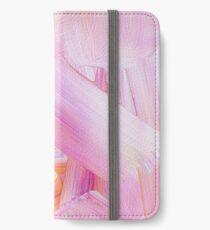 Brushstrokes No 1 iPhone Wallet/Case/Skin