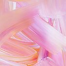 Brushstrokes No 1 by Rose Hewartson