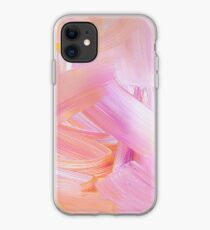 Brushstrokes No 1 iPhone Case