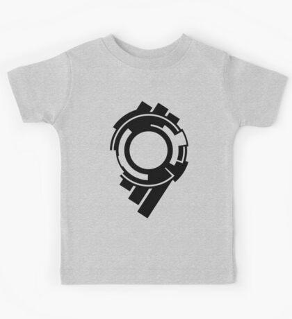 Section 9 (black print) Kids Clothes