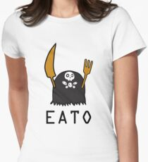 Eato AKA Nito Hunger From  Women's Fitted T-Shirt