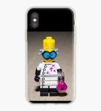 Mad Scientist iPhone Case
